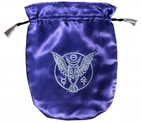 Rune Owls Tarot Bag Pouch