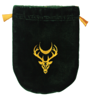 Stag Moon Tarot Bag Pouch